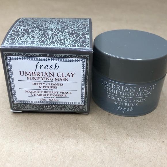 Fresh Umbrian Clay Purifying Mask Mini - 15ml